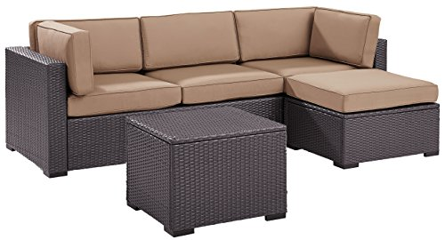 Amazon Com Crosley Furniture Ko70105br Mo Biscayne 4