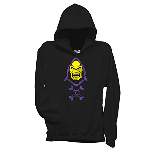 Sweatshirt Master Of The Universe Skeletor Face - CARTOON by Mush Dress Your Style