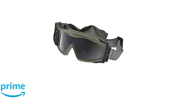 be8818f3c7 Amazon.com  Optx 20 20 Eyedefend US Armor Safety Military Ballistic Goggles  with Rx Insert