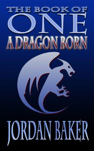 book cover of A Dragon Born