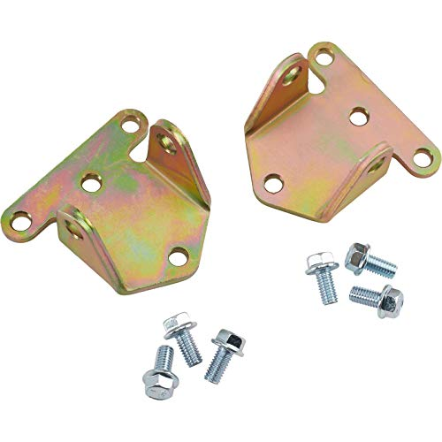 SBC Steel Motor Mounts w/Bolt Set ()
