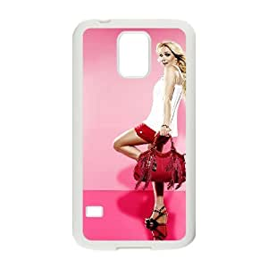 HXYHTY Customized Print Britney Spears Hard Skin Case For Samsung Galaxy S5 I9600