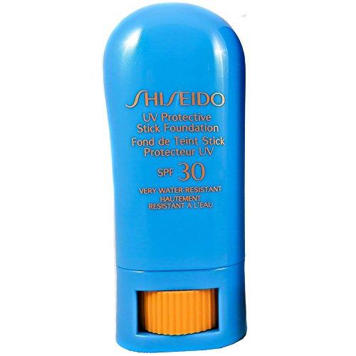 Shiseido UV Protective Stick Foundation SPF 30, Ochre, 0.3 Ounce
