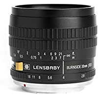 Lensbaby Burnside 35 for Micro 4/3