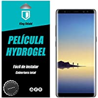 Película Galaxy Note 8 Kingshield Hydrogel Cobertura Total da Tela