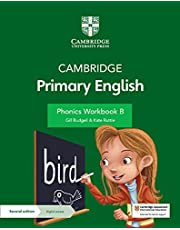 Cambridge Primary English Phonics Workbook B with Digital Access (1 Year)