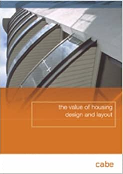 Book The Value of Housing Design and Layout: A Research Report