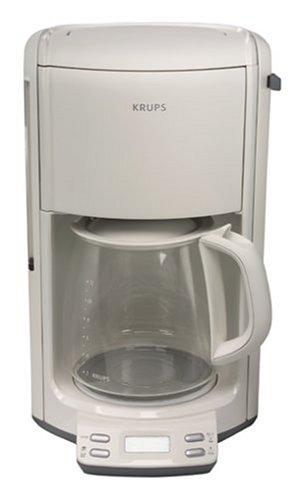 Amazon.com: Krups fme2 – 11 – Cafetera con jarra de vidrio ...