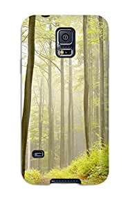 6871369K83543494 New Super Strong Forest Tpu Case Cover For Galaxy S5