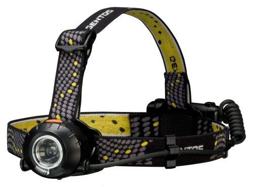 GENTOS(ジェントス) LED ヘッドライト 【明るさ230ルーメン/実用点灯8時間/防滴】 ヘッドウォーズ HW-999H ANSI規格準拠の商品画像