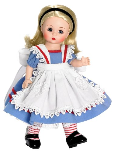 Madame Alexander Alice In Wonderland - Wendy Inch 8 Doll