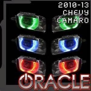 led halo rings for camaro - 6