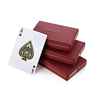 JP GAMES LTD Cobra Playing Cards - A Premium Deck Housed in Luxury Packaging: Toys & Games