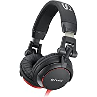 Sony MDRV55 Red Extra Bass & DJ Headphones MDR-V55 MDR-V55/RC(U)