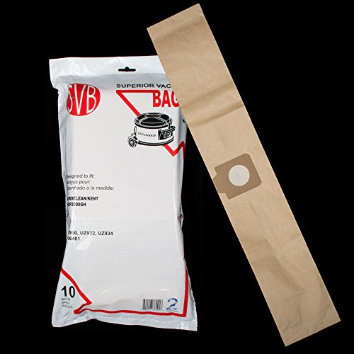 lfisk Advance Canister Vac Micro Filter Paper Bags 5 Pk Part # 14-2407-09,14240709, 1407015020 (Micro Clean Vacuum Bags)