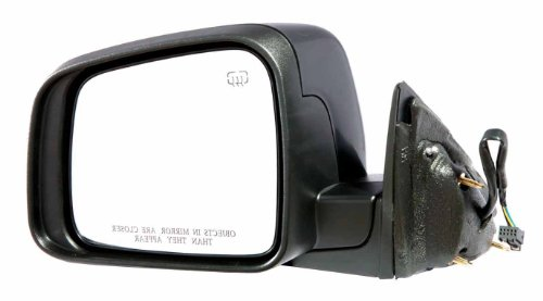 Jeep Cherokee Mirror Lh Driver - 6