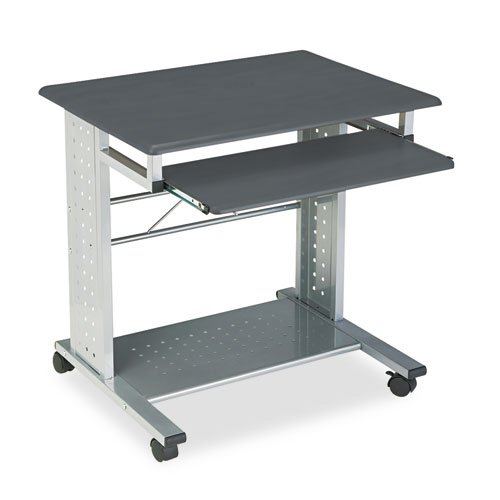 (Empire Mobile Pc Cart, 29-3/4w X 23-1/2d X 29-3/4h, Anthracite By:)