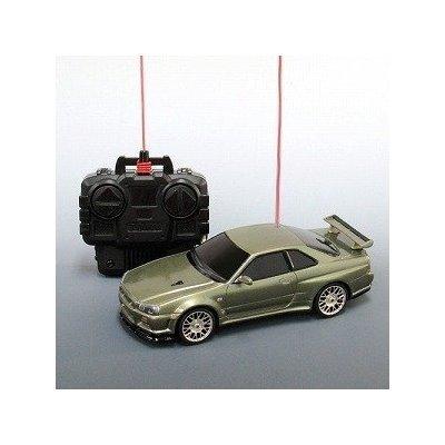 Earoarushi 15 Nissan Skyline GT-R (R34) Takara Tomy NA