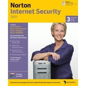 Norton Internet Security 2007 Users