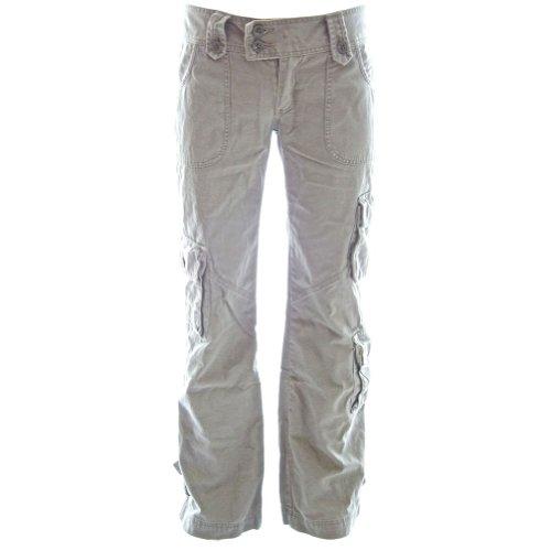 45062 Molecule De Gris 100CotonMilitaires Qualité Hipsters Himalayans Femme Crépusculaire Meilleure Pantalons Cargo GqSpUzMLjV