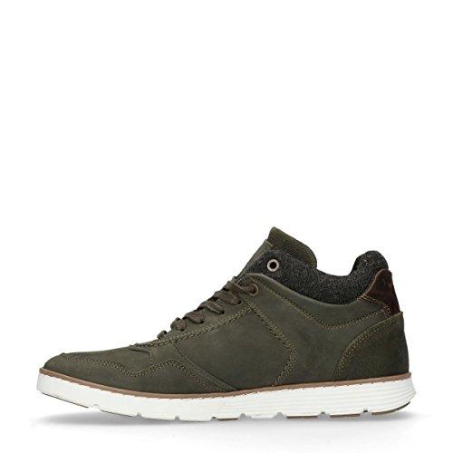 Sacha Herren Sneaker High Grün