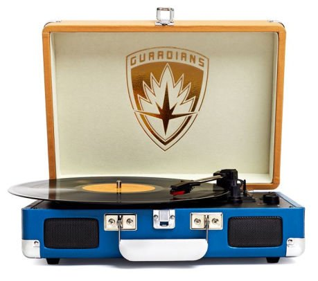 Guardians of the Galaxy Vol. 2 Record Player Turntable
