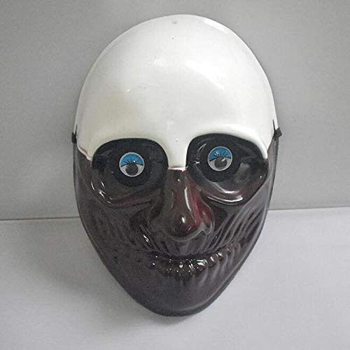 Payday 2 Costumes For Sale - Professional 2019 Party Mask Pvc Scary