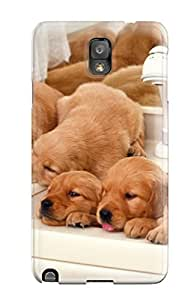 Brand New Note 3 Defender Case For Galaxy (dog)