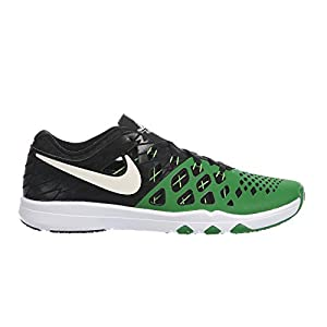 NIKE Men's Train Speed 4 Training Shoe (8.5 D(M) US, Apple Green/White/Yellow Strike | College Collection)