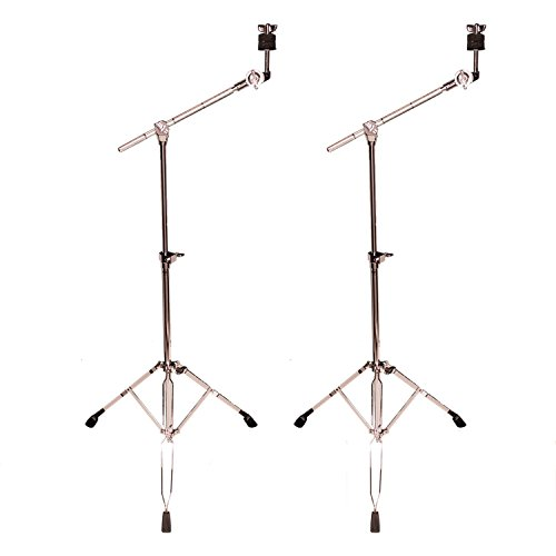 ChromaCast Double Braced Boom Cymbal Stand, 2 Pack