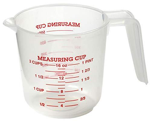 Norpro 2-Cup Plastic Measuring Cup