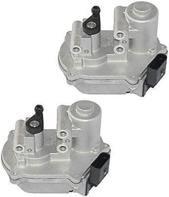 2 PCS Intake Manifold Actuator 4 pins A2C59513862 059129086D