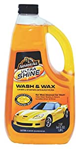 Armor All 10346 Ultra Shine Wash and Wax - 64 oz.