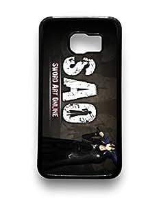 Sword Art Online Kirito Kazuto Rubber Silicone Tpu Non-slip Durable Cover Case Skin For Samsung Galaxy S6