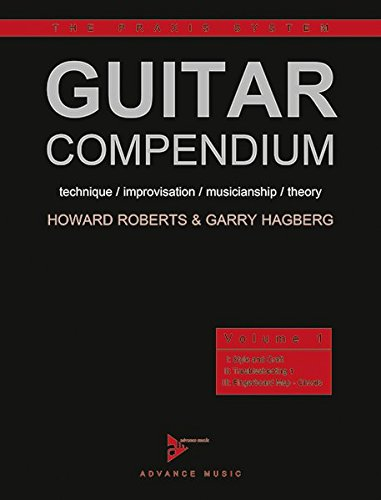 The Praxis System Guitar Compendium: Technique/Improvisation/Musicianship/Theory Volume 1