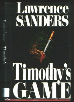 Timothy's Game (G K Hall Large Print Book Series) by Brand: Thorndike Press
