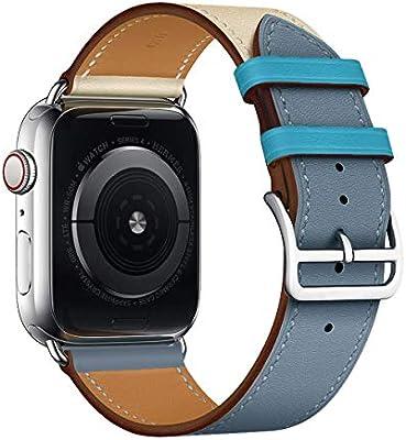 Amazon.com: iBazal - Correa de repuesto para reloj Apple de ...