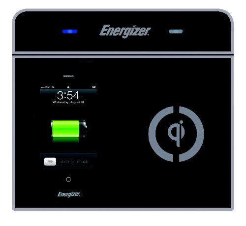 Energizer Qi Enabled Position Inductive Charger