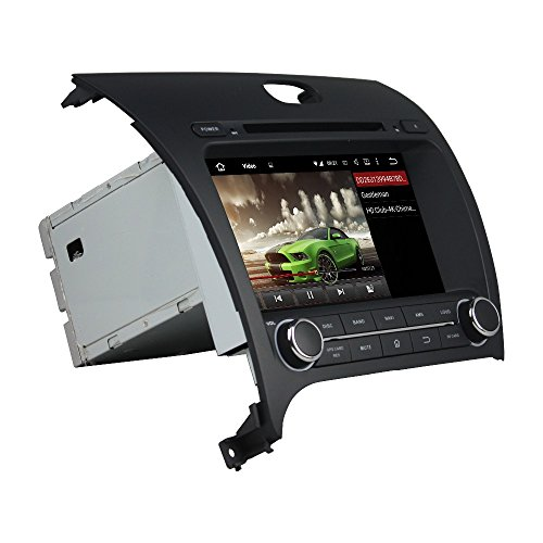BoCID 2GB RAM Quad Core 2 din 8'' Android 7.1 Car DVD Player for Kia CERATO K3 FORTE 2013 2014 2015 2016 Car Radio Bluetooth WIFI by BoCID (Image #1)