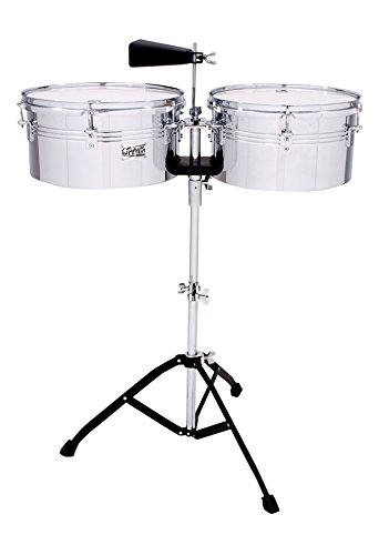 Toca Player's Series Timbale Set - 13'' & 14'' by Toca