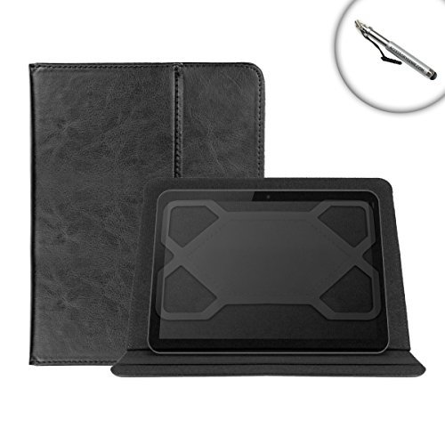 StableSTAND 7-Inch Tablet Folio Case with Adjustable Viewing Angles & Slim Design - Works with DigiLand Quad-Core 7 Inch Tablet