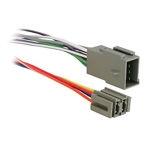 Metra 71-1772 Reverse Wiring Harness for Select 1982-1985 Ford Vehicles OEM Radio