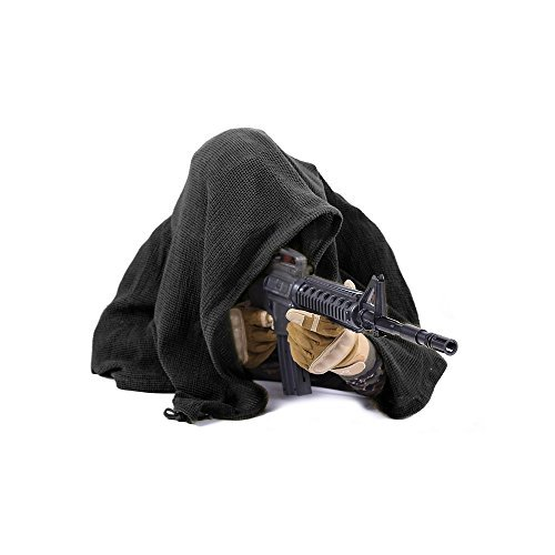 (Rothco Sniper Veil, Black)