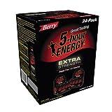 5-Hour Energy Extra Strength Berry Flavor, 1.93 oz. (24 pk.) (pack of 2)