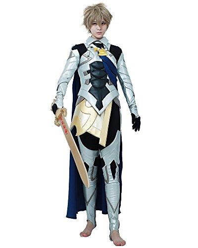 [Miccostumes Mens Fire Emblem Fates Male Avatar Corrin Cosplay Costume (Men M)] (Avatar Costumes Men)