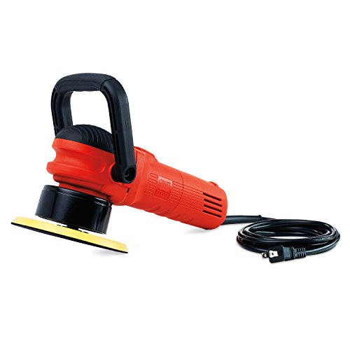 """Griot's Garage 10813STDCRD 6"""" Dual Action Random Orbital Polisher with 10' Cord"""