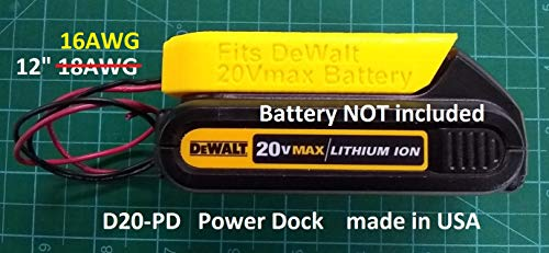 dcb power dock