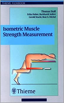 Book Isometric Muscle Strength Measurement