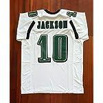 reputable site 77b42 5b5cd Autographed Desean Jackson Jersey - Cal White #1 - JSA ...
