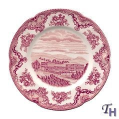 Johnson Brothers Sweet (Johnson Brothers Dinnerware Old Britain Castles Pink 8 Salad Plate A4256201003 by Johnson Brothers)